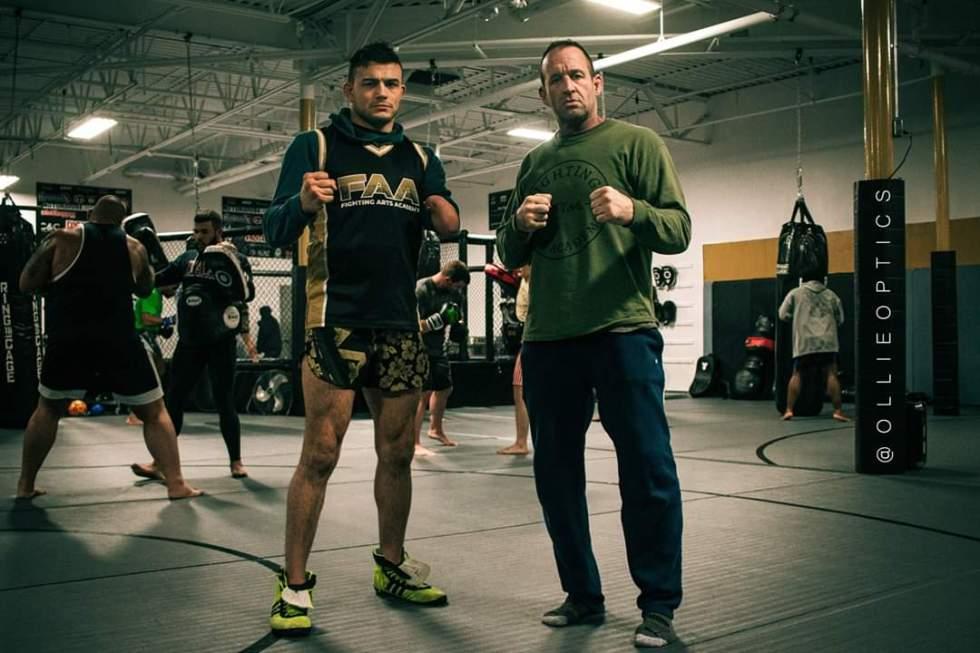 ROGER DENTON MMA