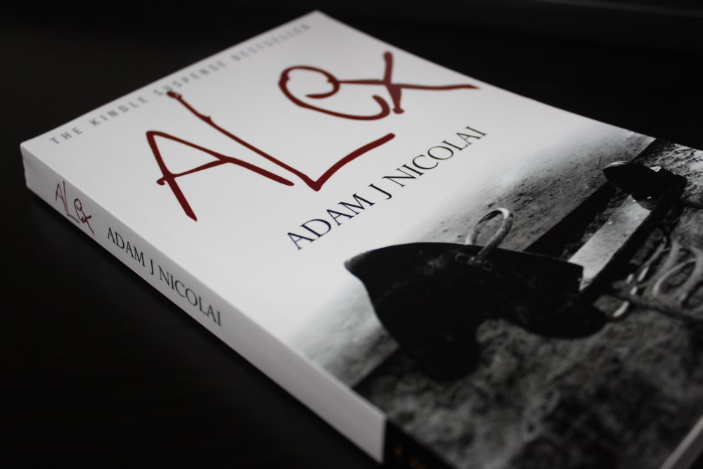 Review: Alex - Adam J. Nicolai
