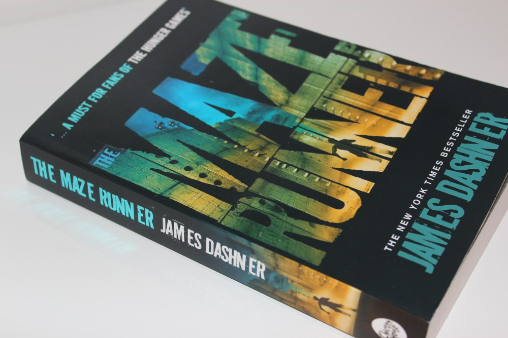 Review: The Maze Runner - James Dashner