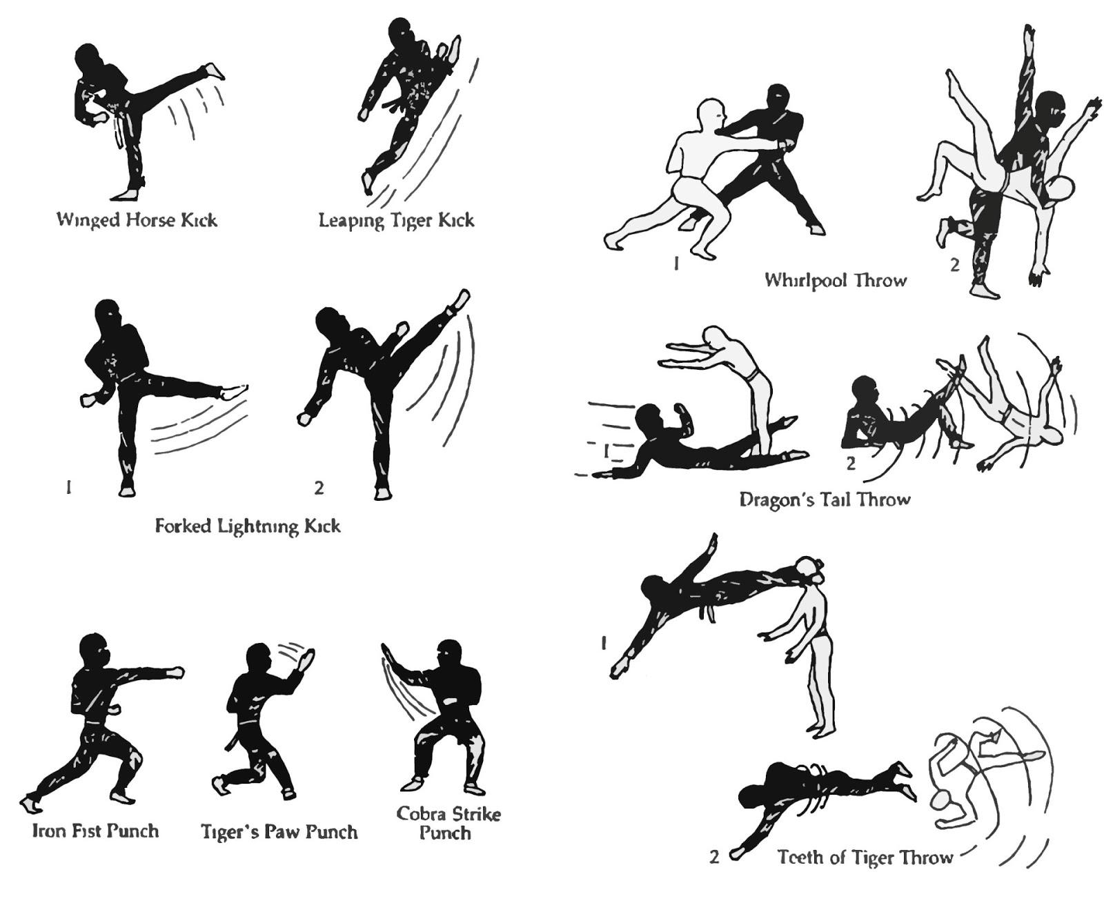 martial arts diagram c5 corvette wiring 011 talisman of death fighting fantasy project