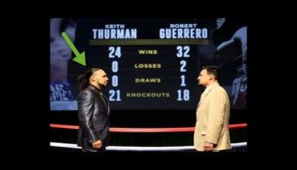 Keith Thurman Vs. Robert Guerrero Prediction