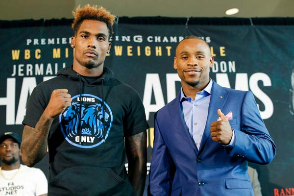 003 Jermall Charlo And Brandon Adams