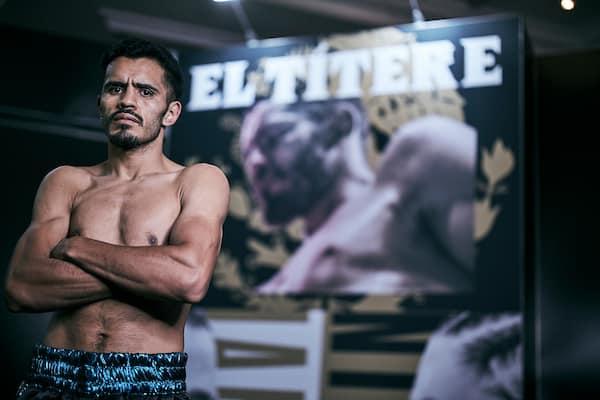 Matchroom Boxing Ritson V Vasquez Media Day