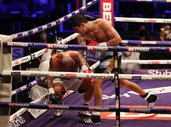 Ritson V Ponce Fight Night