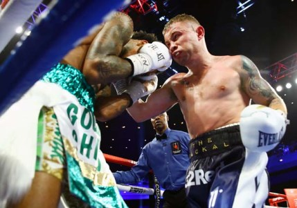 Carl Frampton Vs Tyler Mccreary Action3