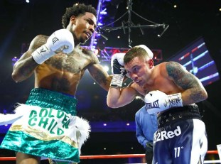 Carl Frampton Vs Tyler Mccreary Action4