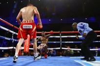 Carlos Adames Vs Patrick Teixeira Knockdown