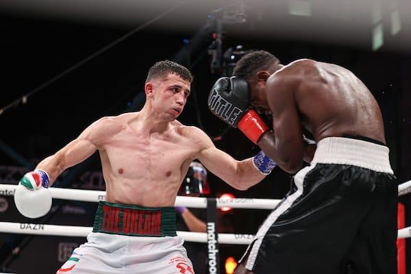 Boxing: Israil Madrimov Vs Eric Walker