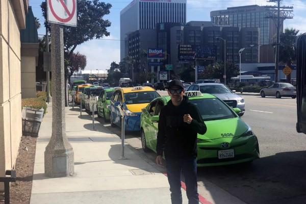 Estrada En Los Angeles