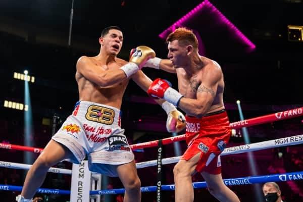 Edgar Berlanga Vs Marcelo Esteban Coceres 10.09.21 10 09 2021 Fight Ryan Hafey Premier Boxing Champions