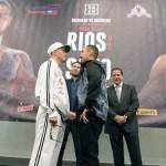 Face To Face Rios Vs Soto