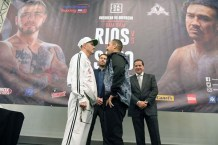 Face To Face Rios Vs Soto