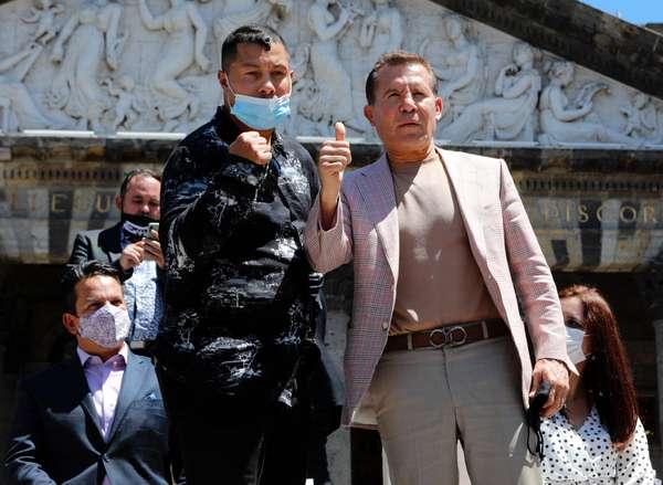 Héctor Camacho Jr Jc Chavez Sr Uma7400 (1)