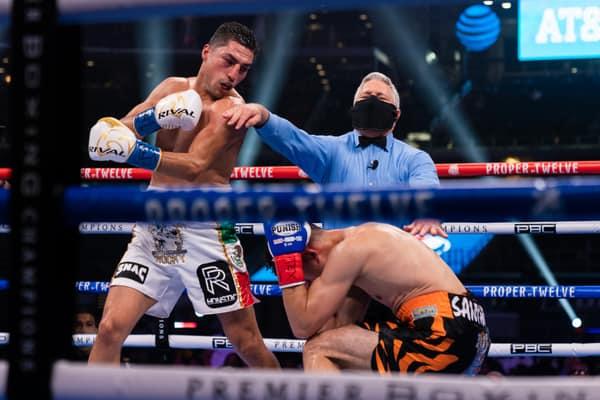 Josesito Lopez Vs Francisco Santana December 5 2020 12 05 2020 Fight Ryan Hafey Premier Boxing Champions