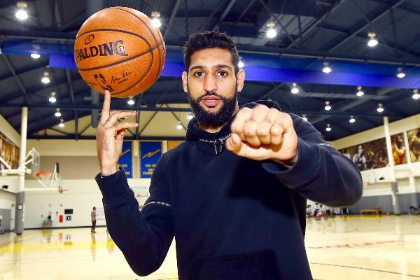 Khan Warriors Basketball