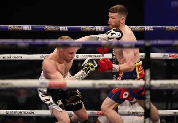 Saunders V Murray Fight Night