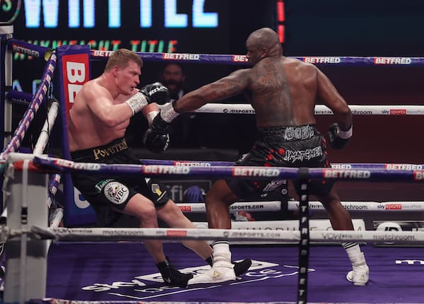 Povetkin V Whyte Ii Fight Night