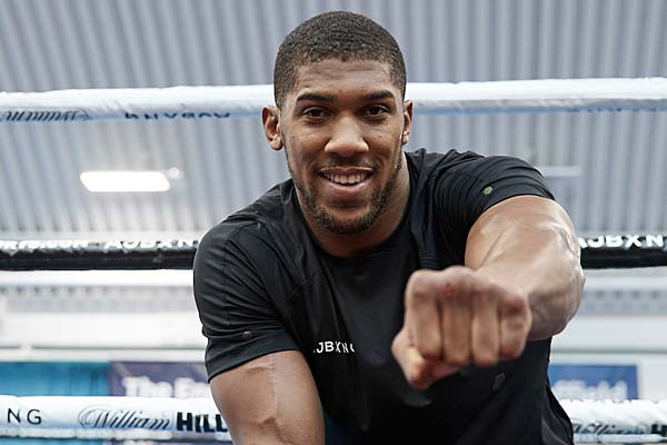 Anthony Joshua to face Andy Ruiz Jr in United States debut
