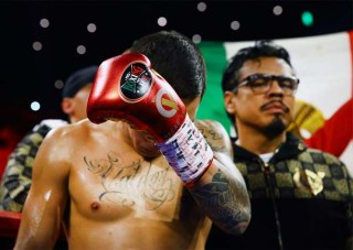Oscar Valdez No Boxing No Love