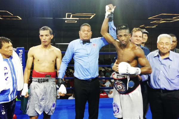 Pablo Vicente Wins