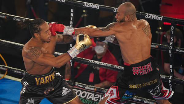 Lyndon Arthur insists he can punch ahead of Anthony Yarde fight