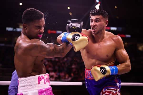 Sho Paul Woodley Ppv Cleveland Fight Night Westcott 17