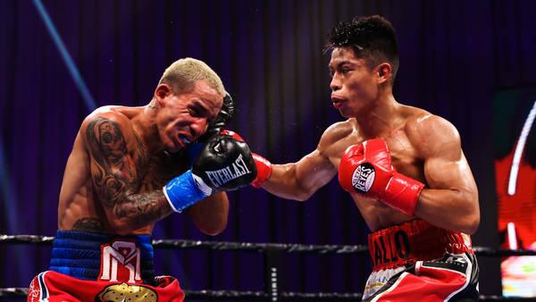 Sho Rodriguez Gaballo Fight Night Westcott 102