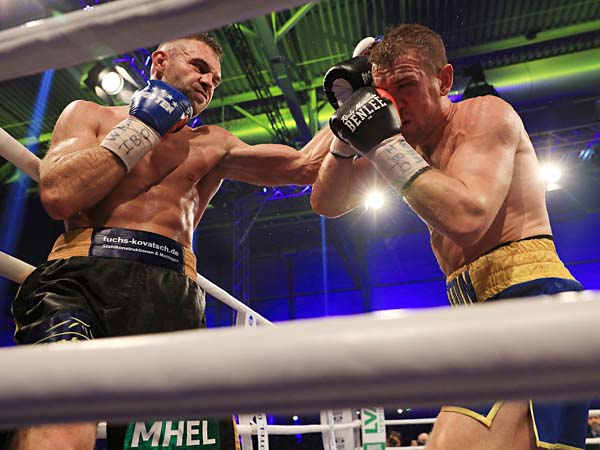 Boxing News Boesel Kos Fornling In 11 For Wba Interim Title October 10 2020