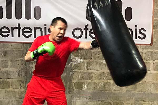 Chavez Sr Trainng In San Juanl
