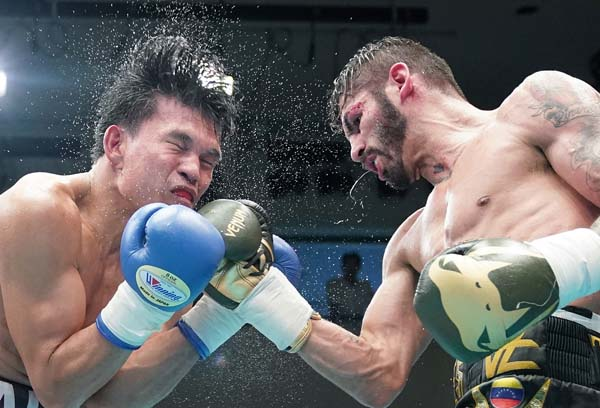 Boxing Results Archives » fightnews com