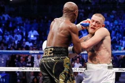 Floyd Mayweather vs Conor McGregor