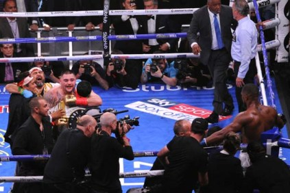 Ruiz Defeats Joshua17