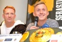 Pk Ec Boxing In Hamburg Am 14.01.2020