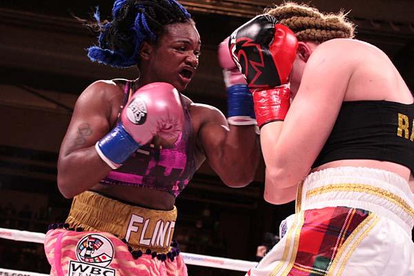 Shields Rankin Fight