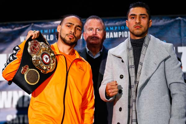 Keith Thurman survives stiff challenge to keep belt