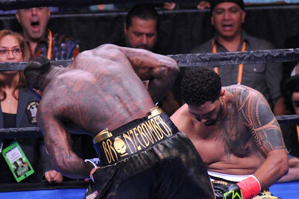 Wilder Ko's Breazleale In The 1st Round
