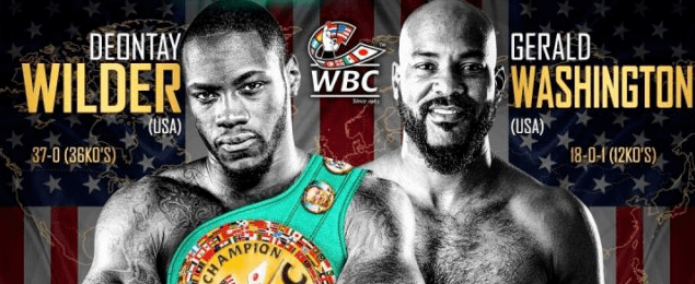 Image result for wilder vs washington
