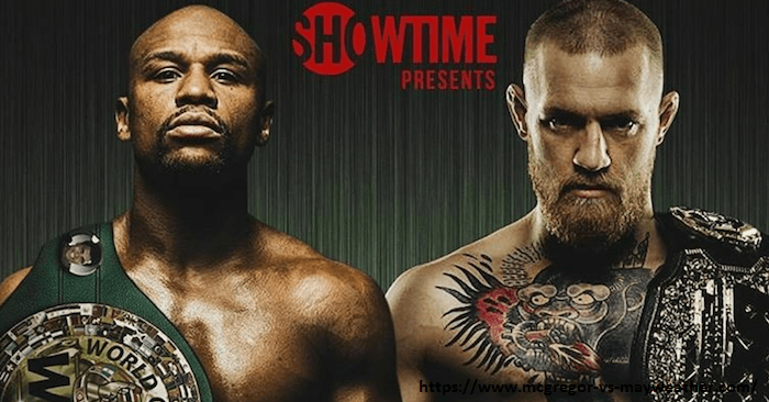 Image result for mcgregor mayweather ppv
