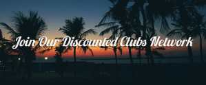 Our Discounted clubs network.