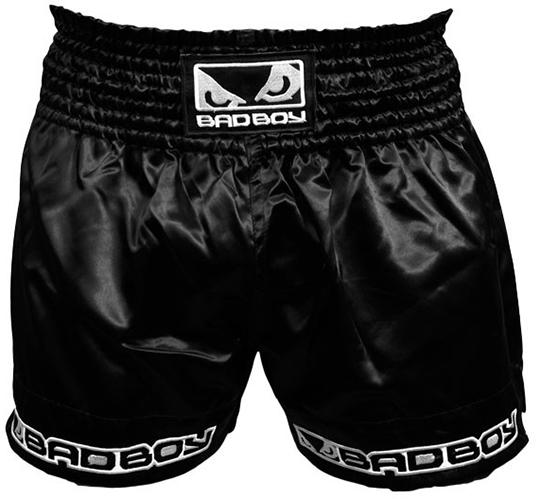 Bad Boy Black Muay Thai Shorts Review
