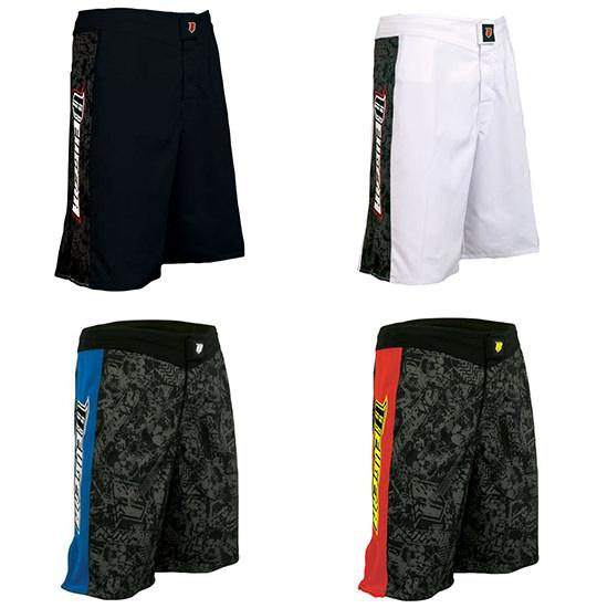 Revgear Spartan II Pro MMA Shorts Review