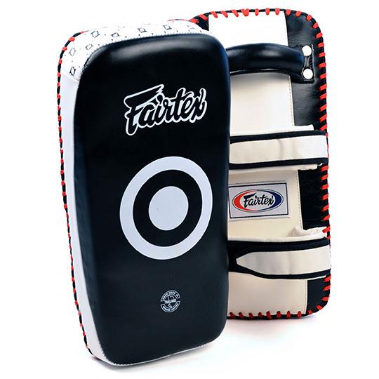 Fairtex KPLC2 Curved Thai Kick Pads Review