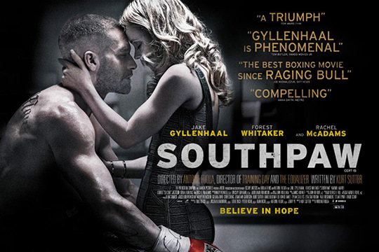 Film Review - Southpaw (2015)