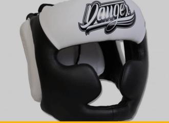 Danger Equipment Evolution DT Semi Leather Headguard Review