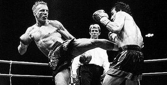 Inspirational Fighters - Ramon Dekkers