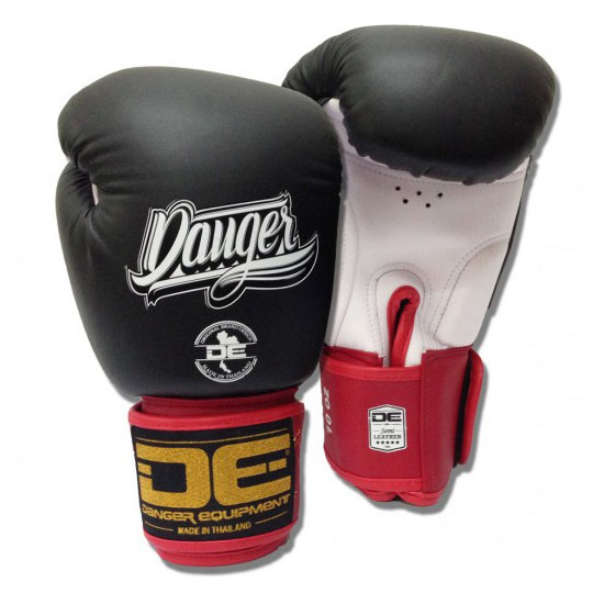 Danger Equipment Classic Thai Leather Boxing Gloves (16oz) Review