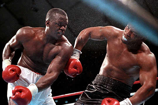 """Inspirational Fighters – James """"Buster"""" Douglas"""