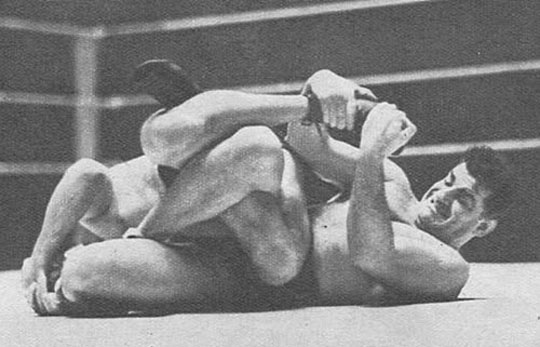 A Brief History of Freestyle Wrestling