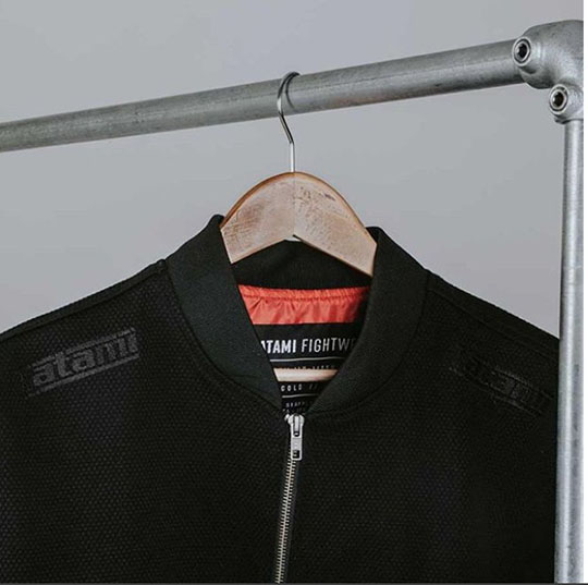 NEW Tatami 50/50 Gi material bomber jacket (Dropping end of the month)