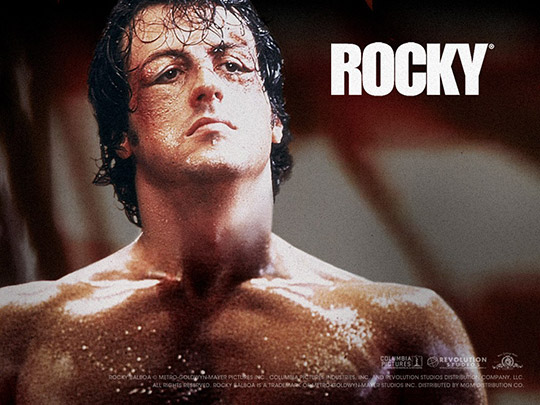 Fight Quality Film Review – Rocky (1976)